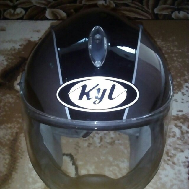 HELM KYT Full Face uk. XL