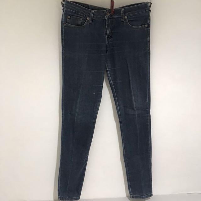 Herbench Overhauled Jeans