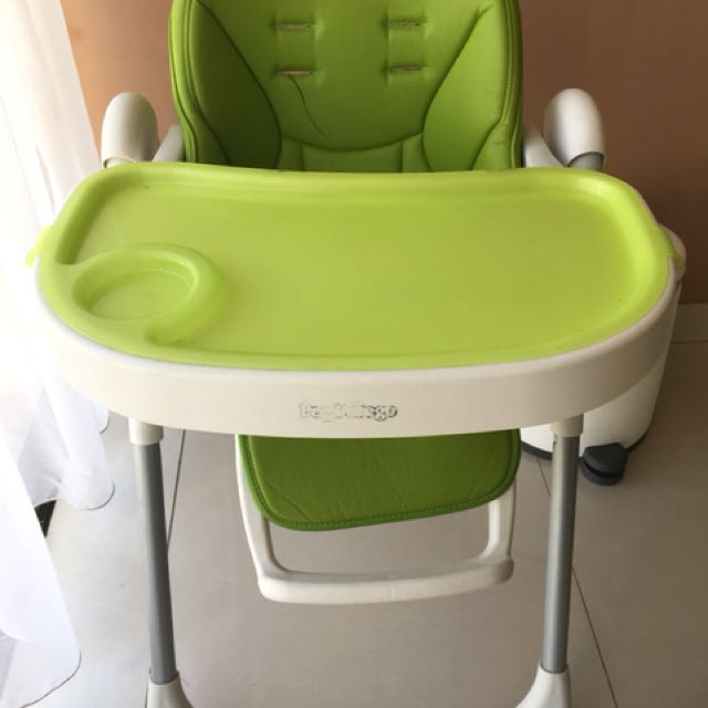 High chair Peg Perego pappa zero