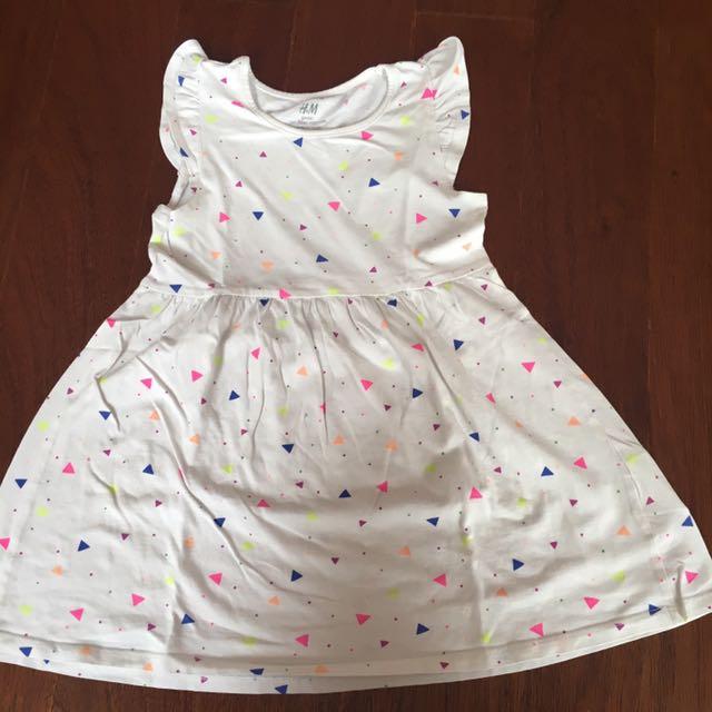 H&M dress 2-4thn