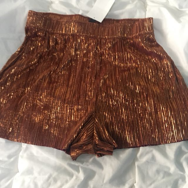 H&M glitter pants