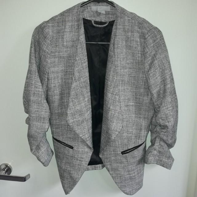 H&M Jacket Blazer Size EU36