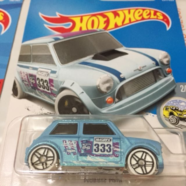 Hot Wheels Morris Mini Hotwheels Toys Games Other Toys On Carousell