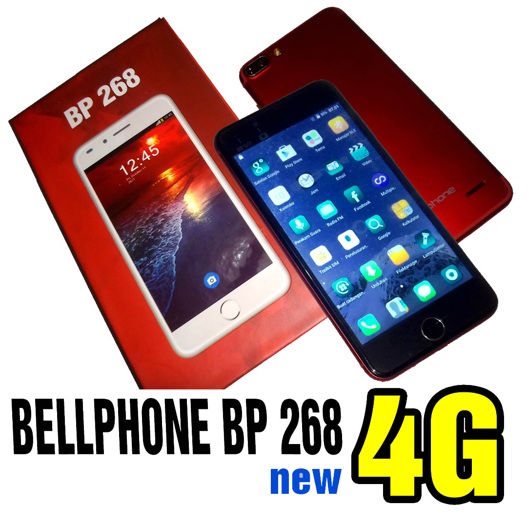 HP android 4G Termurah Ram 1gb Bonus Softcase dan anti gores Bp 268 RB