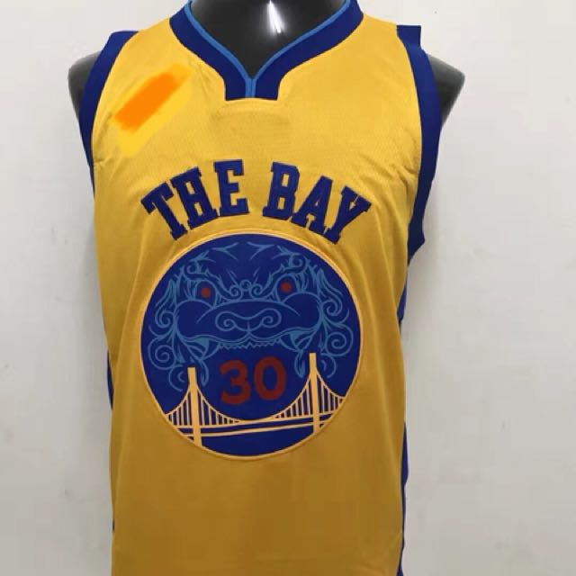 the latest 127ab 1d446 HQ] NBA Jersey - Curry #30 THE BAY, Sports, Sports & Games ...