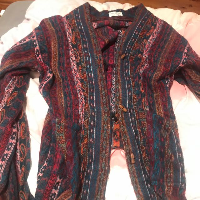 Indie Pattern Jacket