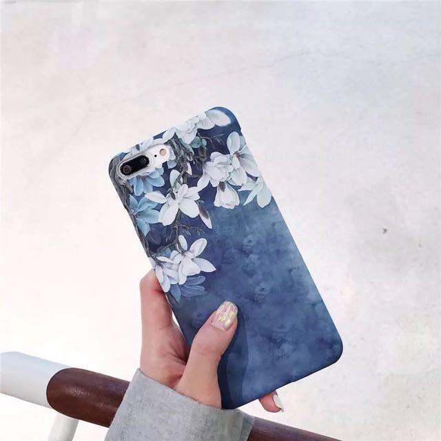 Iphone 6 復古水墨印花 手機殼
