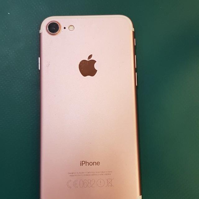 Iphone 7 128gb globe lock