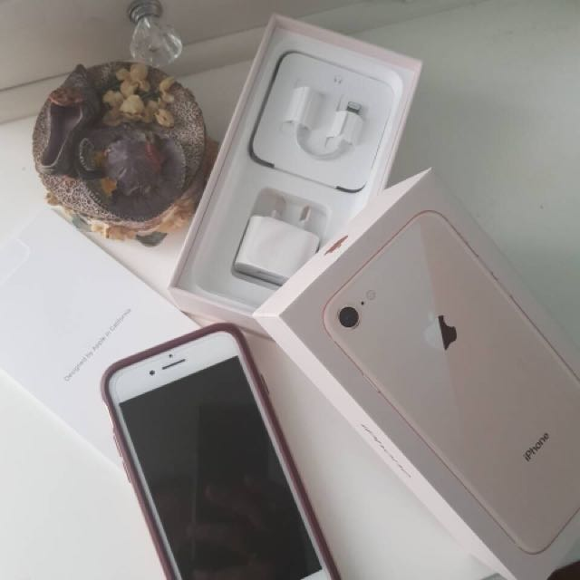 Iphone 8 264gb AS NEW