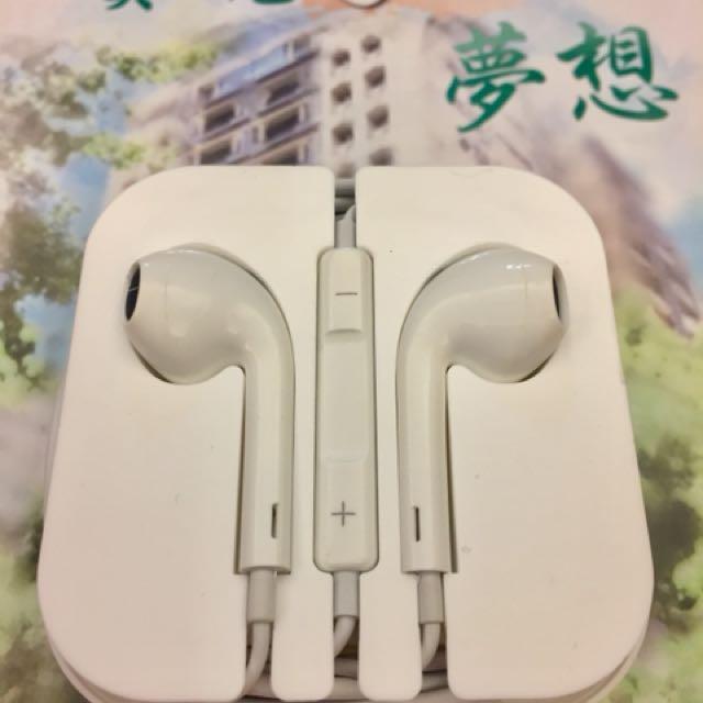 iPhone 原廠耳機