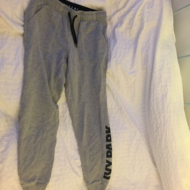 Ivy Park grey sweatpants/joggers