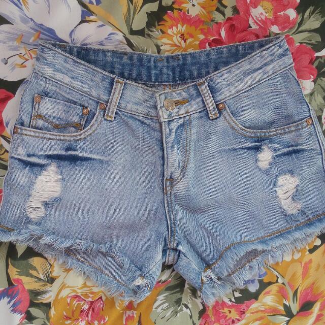 Jag Jeans Denim Shorts