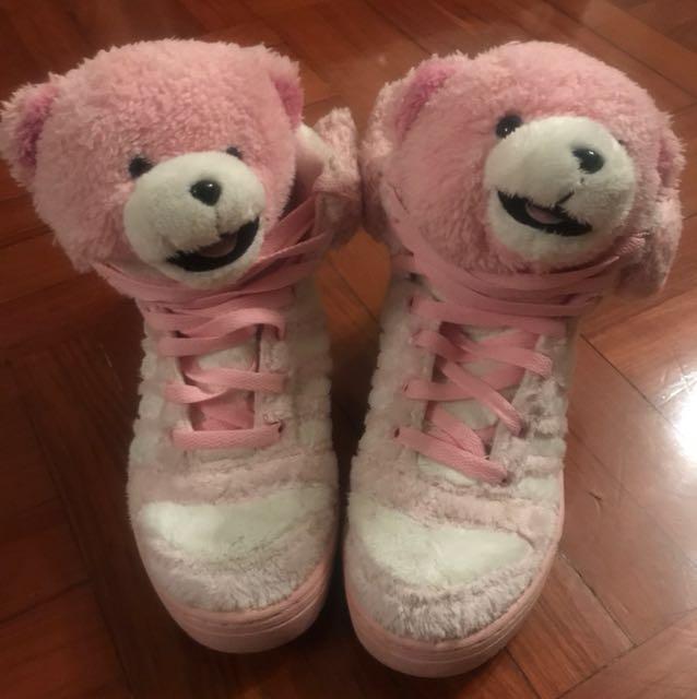 Jeremy Scott x Adidas Originals JS Teddy Bear c8fa8e2c6e83
