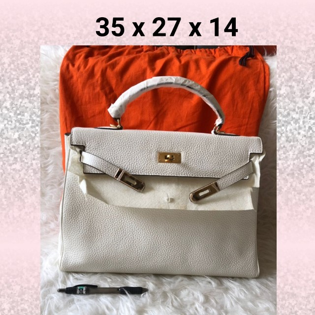 Kelly 35 Offwhite clemence