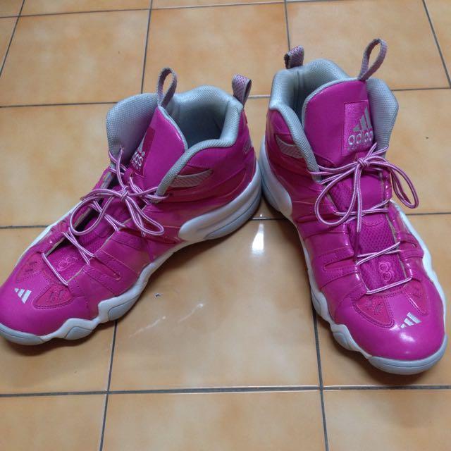 Kobe Crazy 8 ADIDAS 乳癌配色 粉紅 籃球鞋