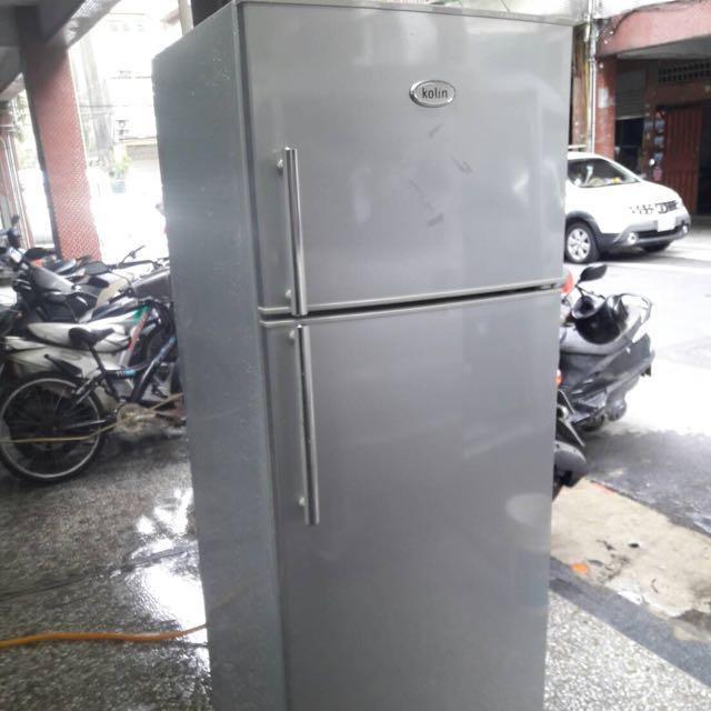 kolin 歌林 450公升 兩門 雙門 電冰箱