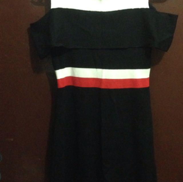 Korean wool cute dress