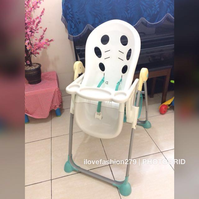 Kursi makan MOTHERCARE anak/ bayi/ baby original