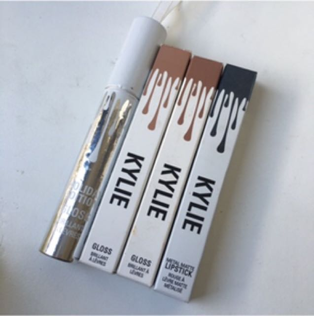 Kylie Cosmetics Gloss/Metal 唇膏唇釉