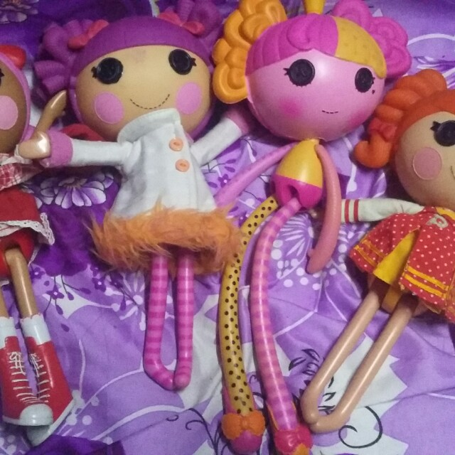 Lalaloopsy full size take all