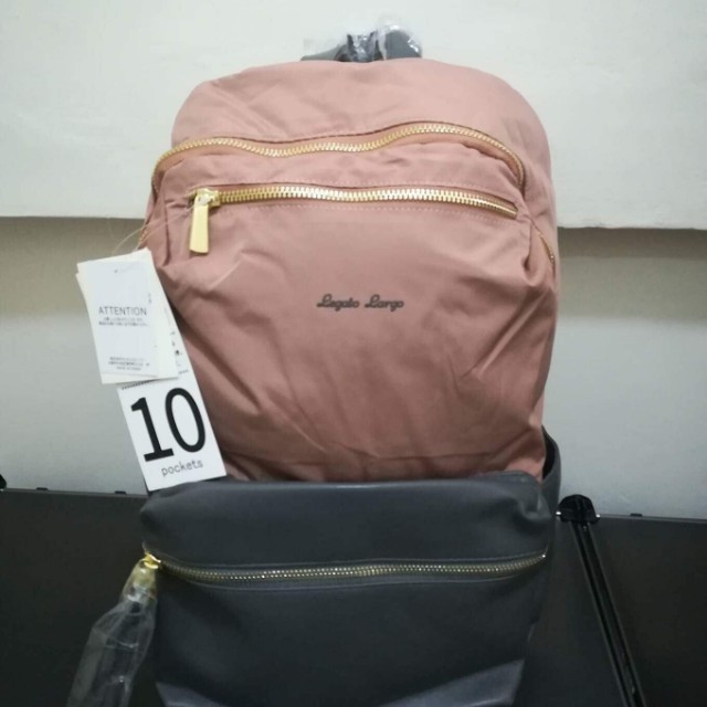 Legato Largo 10 Pocket Backpack
