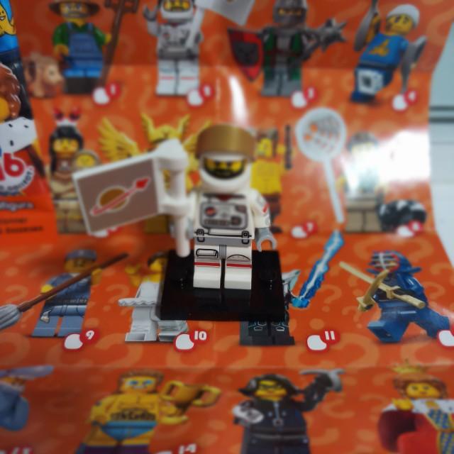 Lego Minifugures Series 15 Astronaut