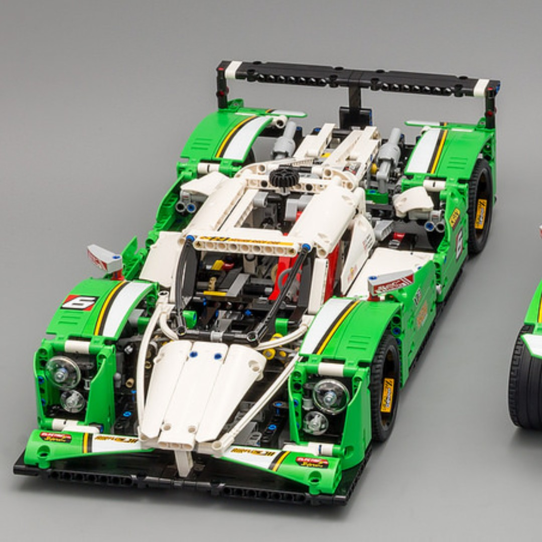 lego technic 42039 24 hour race car mainan game alat. Black Bedroom Furniture Sets. Home Design Ideas