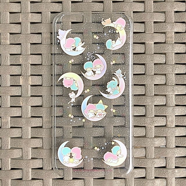 Little Twin Stars iPhone 6/6s clear case