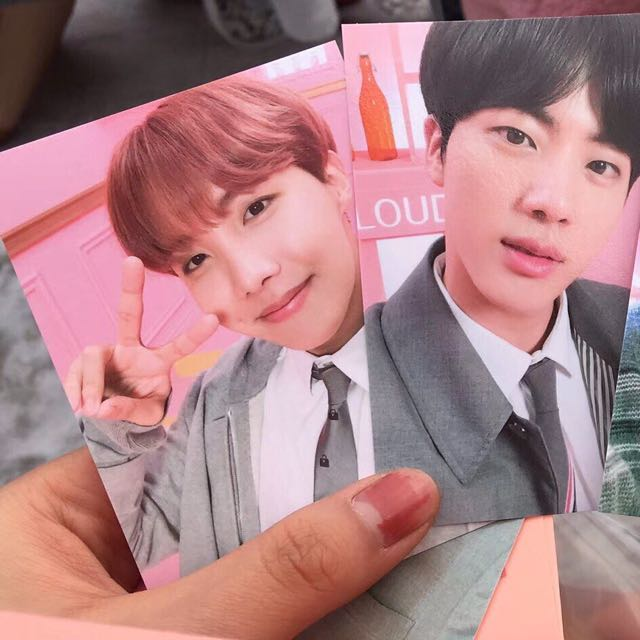 (loose) BTS 4th MUSTER MERCH