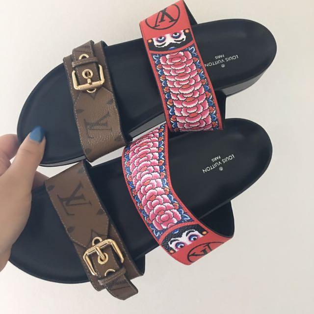 Louis Vuitton Kyoto Sandals