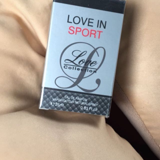 Love Collection ( Eau De Parfum ) for men