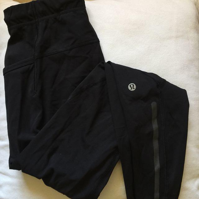 Lululemon Size Small full length tights