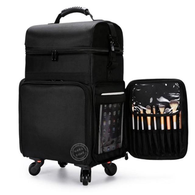 Makeup Artist Organizer Bag Case