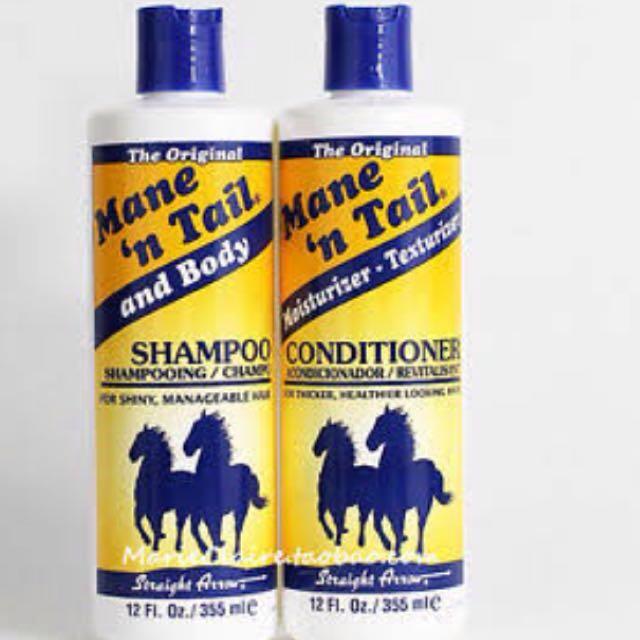 Mane 'n tail shampoo original