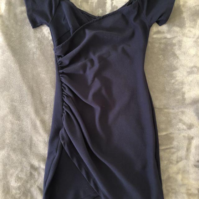 Mini Bosycon Party Dress