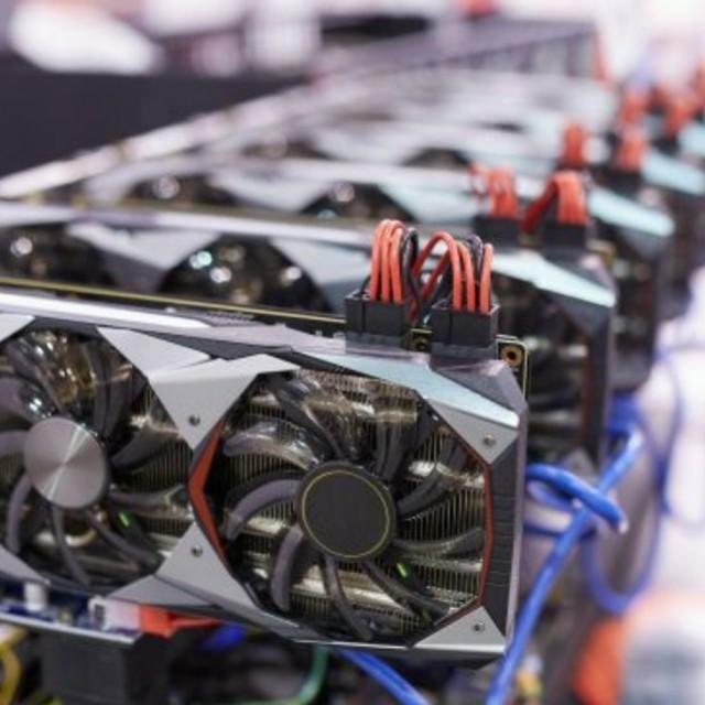Ethereum Mining Rig 8GPU 1070 1070Ti Miner 1080Ti