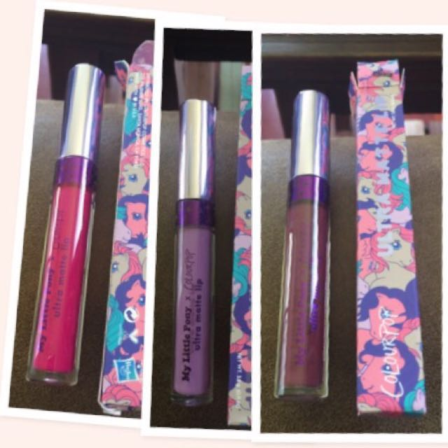 MLP lippy priced to sell $5 each