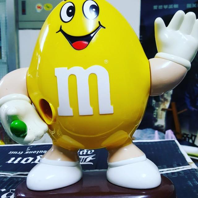 M&M公仔