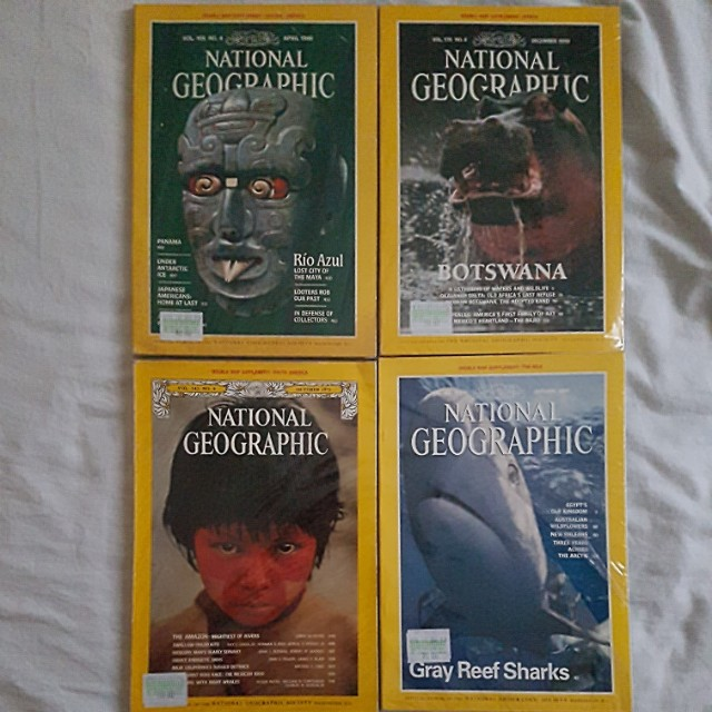 National Geographic Classics Bundle