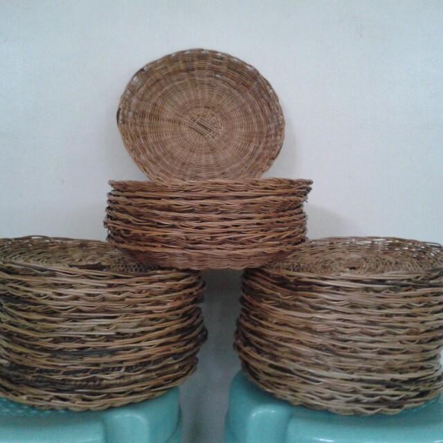 Native Nito Plates