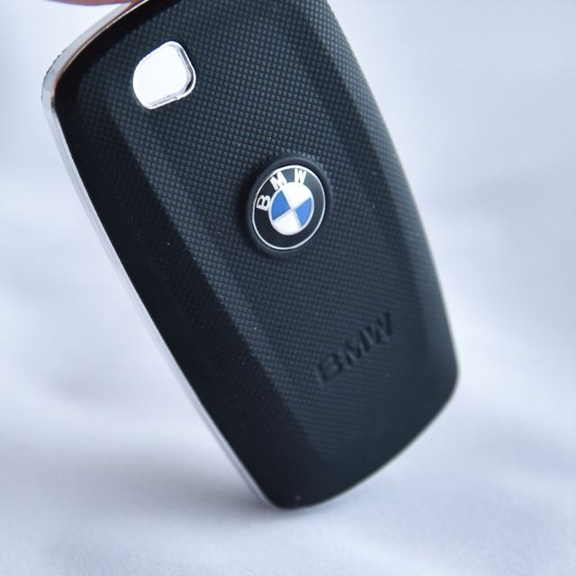New Bmw Car Key Case Car Accessories On Carousell