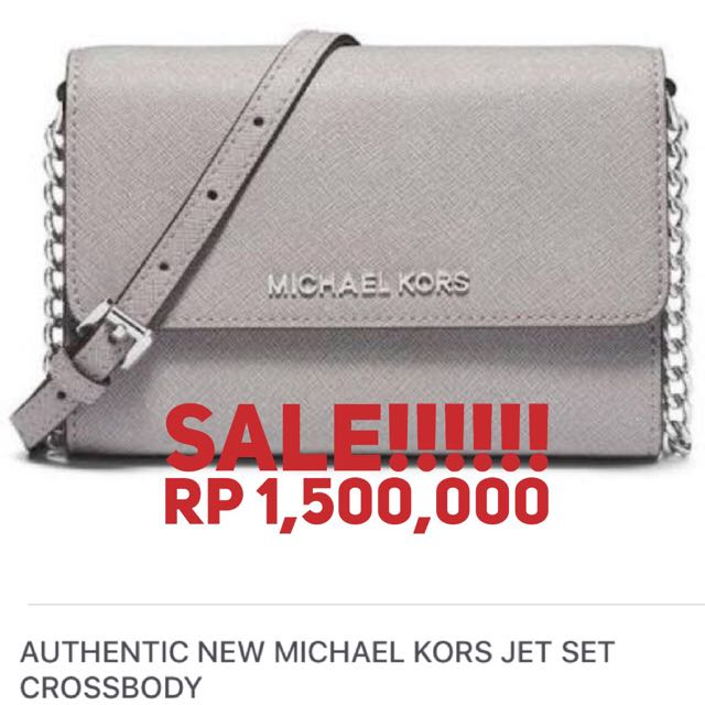 NEW MICHAEL KORS CROSSBODY BAG