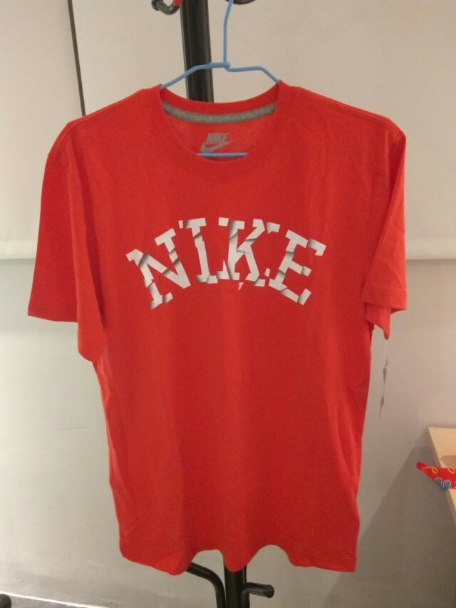 全新Nike 純棉短 T