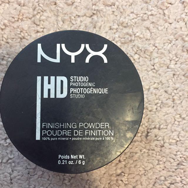 NYx studio setting powder