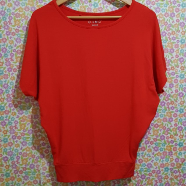 O.A.M.C loose fitting top
