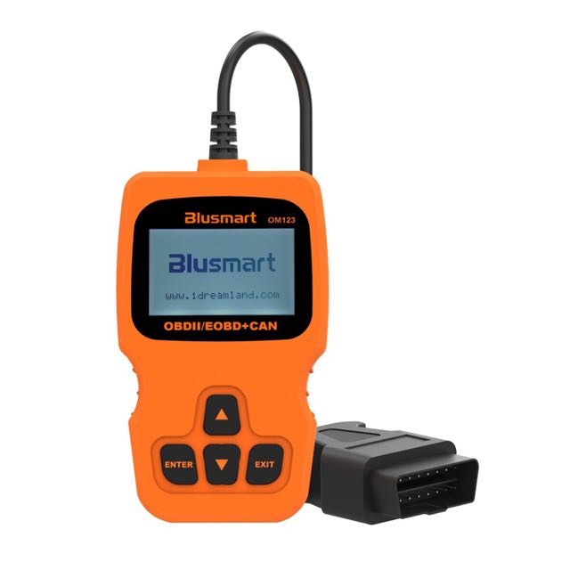 Vehicle Code Reader >> Obdmate Om123 Car Vehicle Code Reader Auto Diagnostic Scan Tool