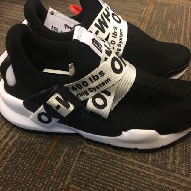 promo code abb82 bda01 Off—-White x Nike Sock Dart by Virgil Abloh, Men s Fashion, Footwear,  Sneakers on Carousell