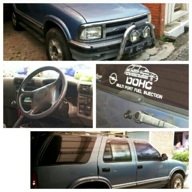 Opel Blazer 1997