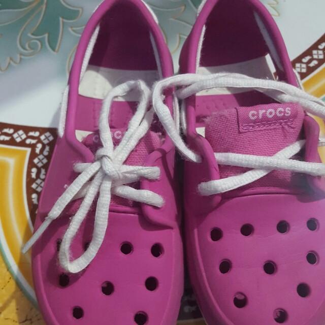 Original crocs c12 for 500