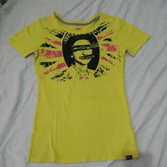 Original Vans shirt
